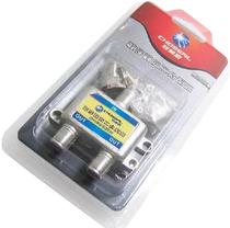 秋叶原 Q-397  有线分频器 分配器 分支器 一分二 价格:12.00