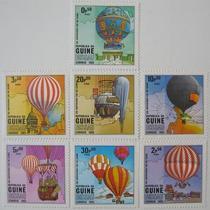 [几内亚比绍邮票]热气球1983(新7全) 价格:25.00