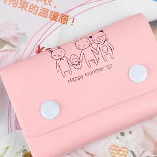 韩版卡通钱包