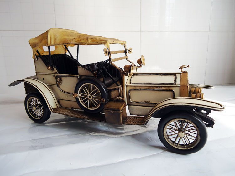 Vintage Car (1911) JLC1206-W