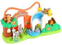 历史低价:Fisher Price 费雪 Little People 趣味动物园 L9503