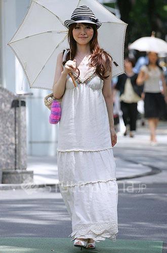 """日本""""七仙女"""" 街头美裙秀 - danxus - D'BLOG"""