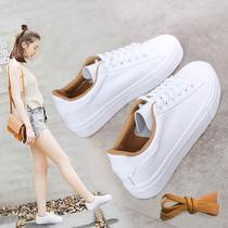 百搭春季学生休闲韩版系带帆布鞋
