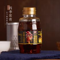 仙餐非转基因菜籽油218ml四川农家黄菜籽油 物理压榨食用油川菜油