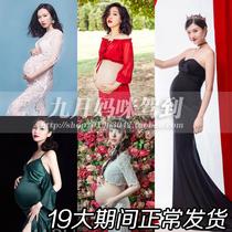 出租孕妇拍照服饰影楼衣服