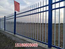 铁艺镀锌护栏锌钢围墙护栏施工围栏小区厂区围栏道路草坪庭院栏杆