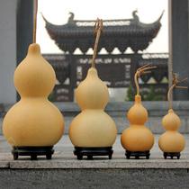 天然葫芦摆件文玩手捻把玩小葫芦精品汽车风水批发招财大葫芦挂件