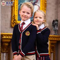 【尚卡顿】英伦幼儿园园服小学生校服 班服春秋套装秋冬园服新款