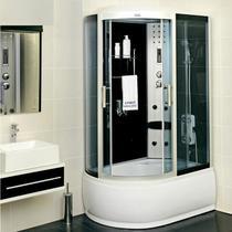 法莎丽工厂直销豪华整体淋浴房 整体浴室 蒸汽桑拿房 玻璃房 沐浴