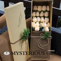 成都鲜花同城速递花店配送 玫瑰花束礼盒生日表白送女友爱人送花