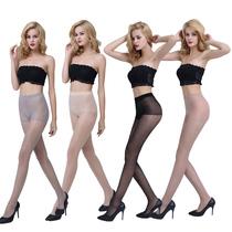 女士超薄透明性感防勾丝显瘦连裤袜