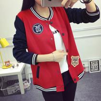 青少年韩版少女高中学生春秋卫衣