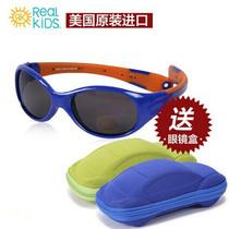 美国Real Kids儿童太阳镜防紫外线男女童太阳墨镜宝宝眼镜防蓝光