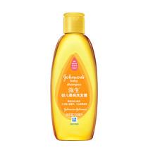 【天猫超市】强生婴儿童柔亮洗发精200ml宝宝无泪配方正品洗发水