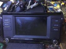斯柯达天宝280a科迪亚克mib6.5原厂倒车影像智能屏,拆车件有划痕