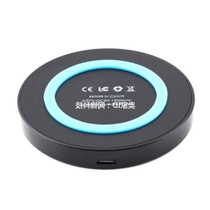 Qi Wireless Charger Charging Pad For iPhone Galaxy Note 4