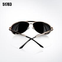 51783 户外军迷经典飞行员眼镜战术偏光太阳镜男二战飞行镜偏光镜