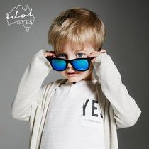ftera儿童太阳镜进口正品新款男女宝宝墨镜偏光防紫外线眼镜包邮