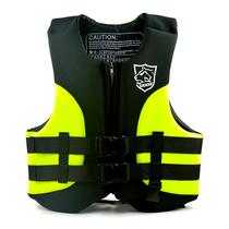 专业成人儿童救生衣大码耐磨加厚强浮力便携钓鱼背心矶钓浮潜马甲