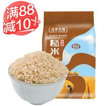 【天猫超市】盖亚农场有机糙米1.5kg五谷杂粮东北粗粮大米糙米