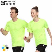 速干衣运动速干t恤男短袖户外透气大码宽松快干衣男运动t恤跑步衫