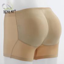 蜜桃杯一片式无痕丰臀美体性感提臀裤
