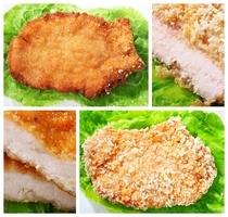 上海炸猪排 5块雪花+5块特色 半成品猪排 江浙沪包邮