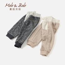 宝宝春秋男女休闲婴儿pp裤