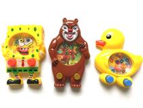 具俄罗斯方块游戏机 水中游戏机打地鼠掌机套圈圈水机 儿童益智玩