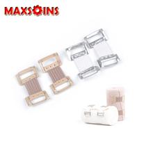 MAXSOINS麦凯松弹力绷带铝扣绷带固定扣挂钩运动绷带固定用铝扣子