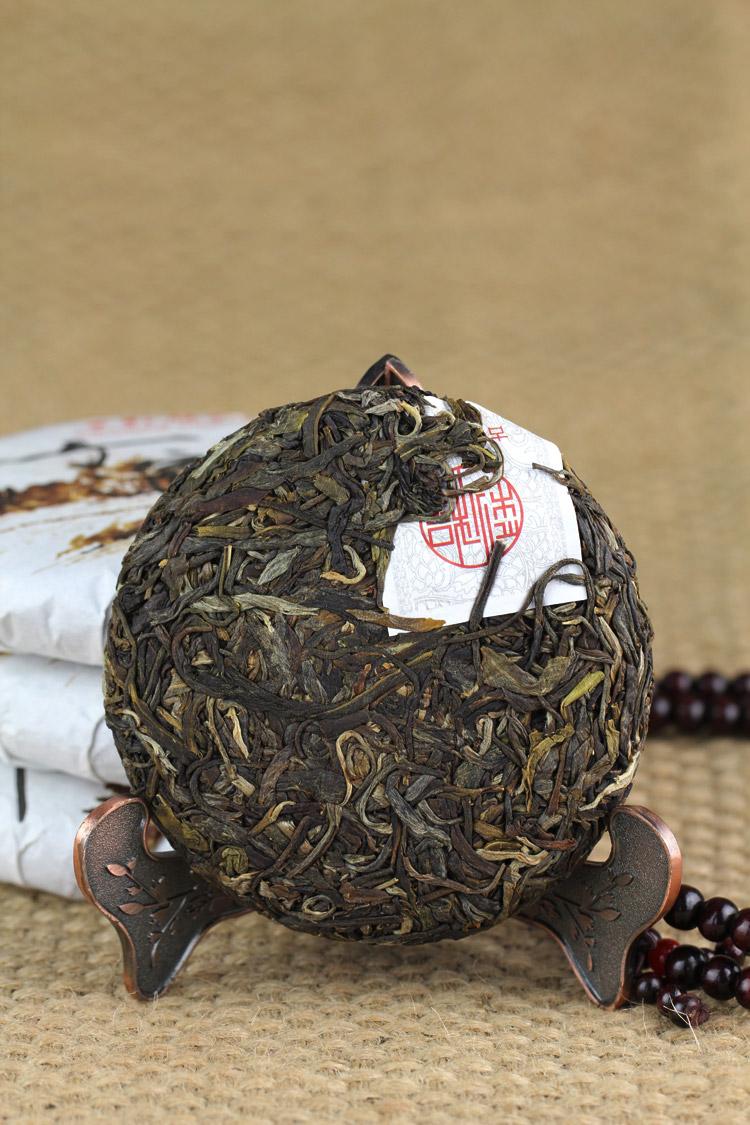 千家寨古茶纯料100克小饼 - 阎红卫 - 阎红卫经赢之道策划产业联盟