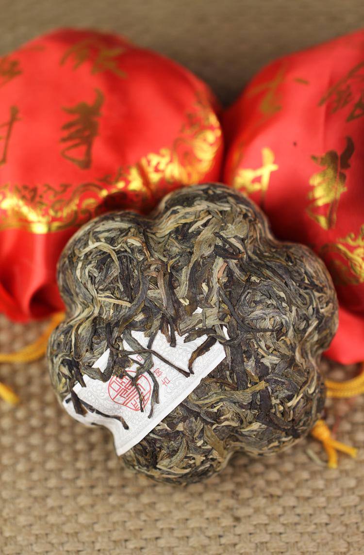 2012年天然高端极品古树银芽500克金瓜 - 阎红卫 - 阎红卫经赢之道策划产业联盟