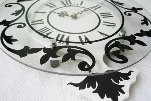 Настенные часы The t/weida