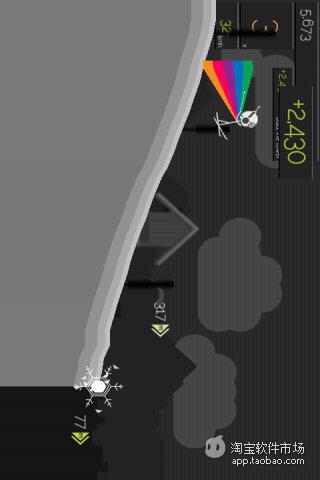 画线滑雪|玩動作App免費|玩APPs
