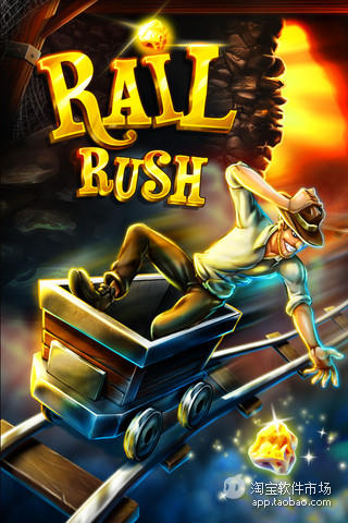 Rail Rush – Games for Android – Free download. Rail Rush – Exciting 3D runner game.