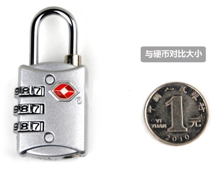 Замок для сумки Just yifeng 302 TSA Just Yifeng