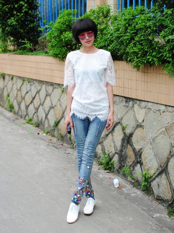 【北北搭配日记】韩剧同款 穿出我的正能量 lucky star - 北北 - 412795262的博客