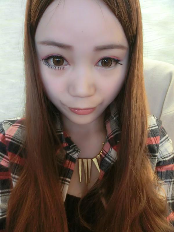 简单几步打造★★★可爱的俏皮可爱的桃花迷人妆容★★★ - Ann3莲 - 莲Anna