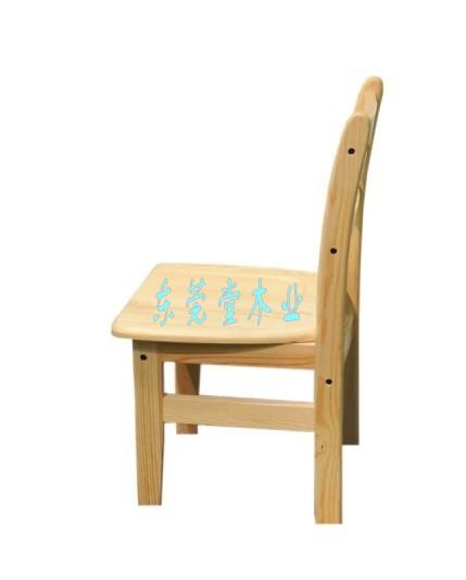 Обеденный стул 松木家具 椅子 餐椅 实木餐椅 实木椅子  可定制