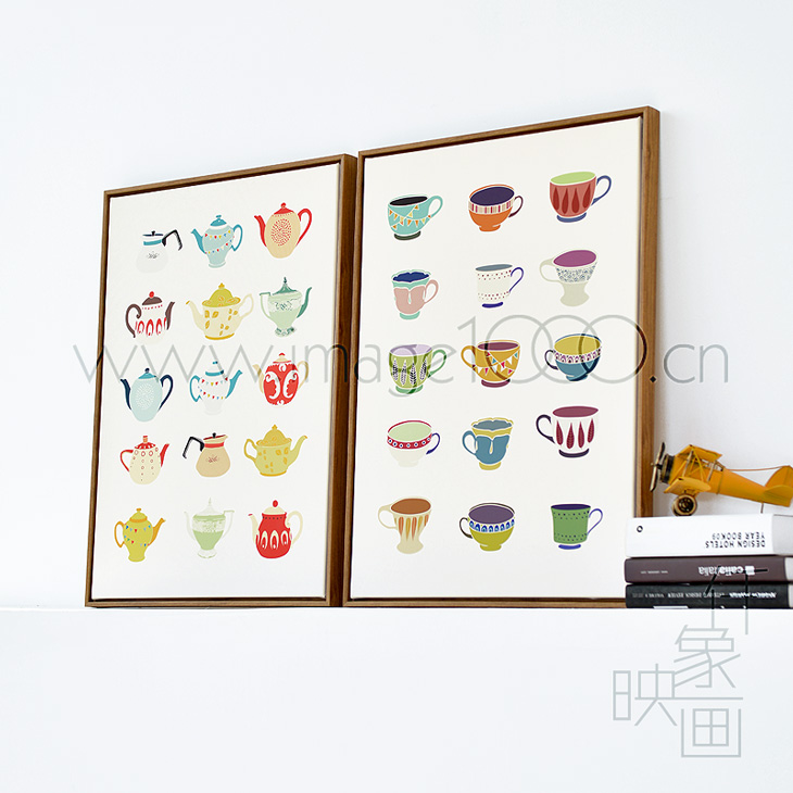 Thousands like Pictures Pots and cups Thousands Pictures minimalist living room dining like wall painting decorative painting frame painting canvas prints