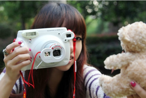 Полароид   Instax 210 Hello Kitty