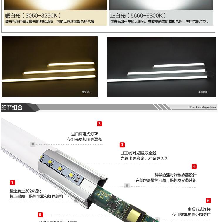Светодиодная лампа M Yang led  18W 24W 28W T8 LED LED 0.6 1.2 - 36