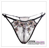 European posture Liya Liya pose genuine European high-grade embroidery lace sexy lingerie chest a female perspective sack suit