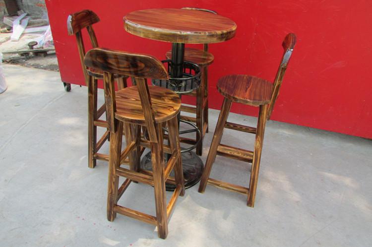 набор складной мебели Специальные предложения купить барной стойкой и бар стул таблицы KTV табуретки комплект бар стол и стул набор карбида и досуг