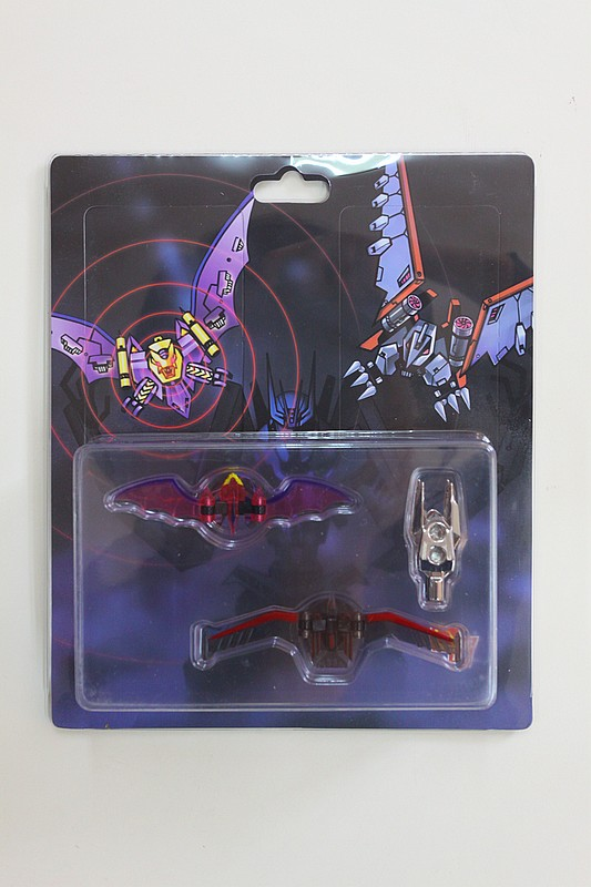 Other Transformers X2toys TFP Breastplate Warrior transparent acoustic version G3 Laser Bird magic bat Agent
