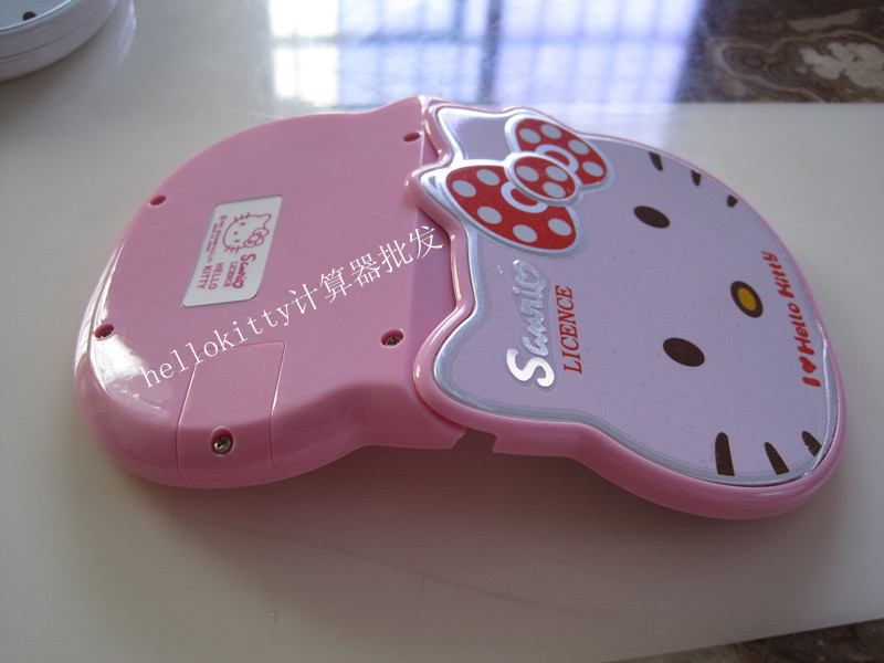 Калькулятор Cartoon  Hellokitty KT123A