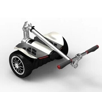 Сигвей Riding a balanceable vehicle ls Balanceable Vehicle CHIC