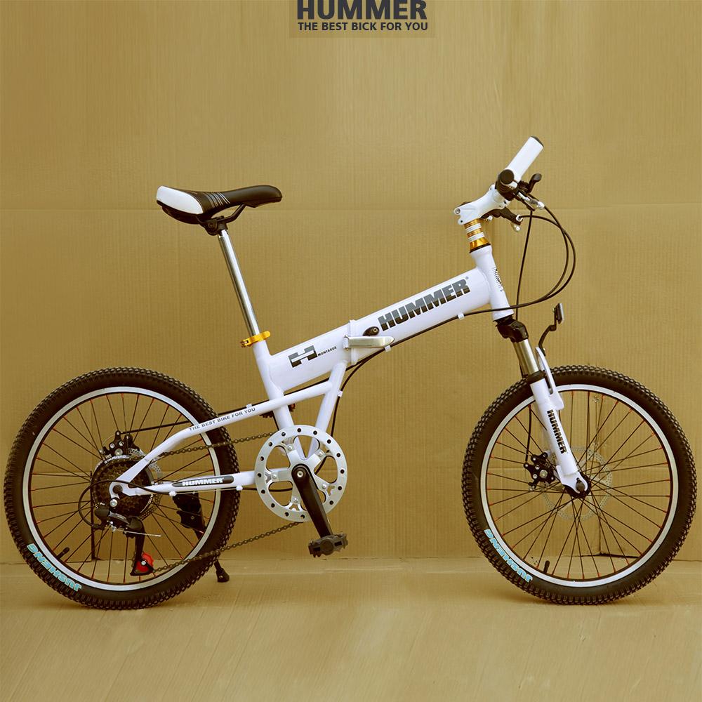 складной велосипед Hummer  20