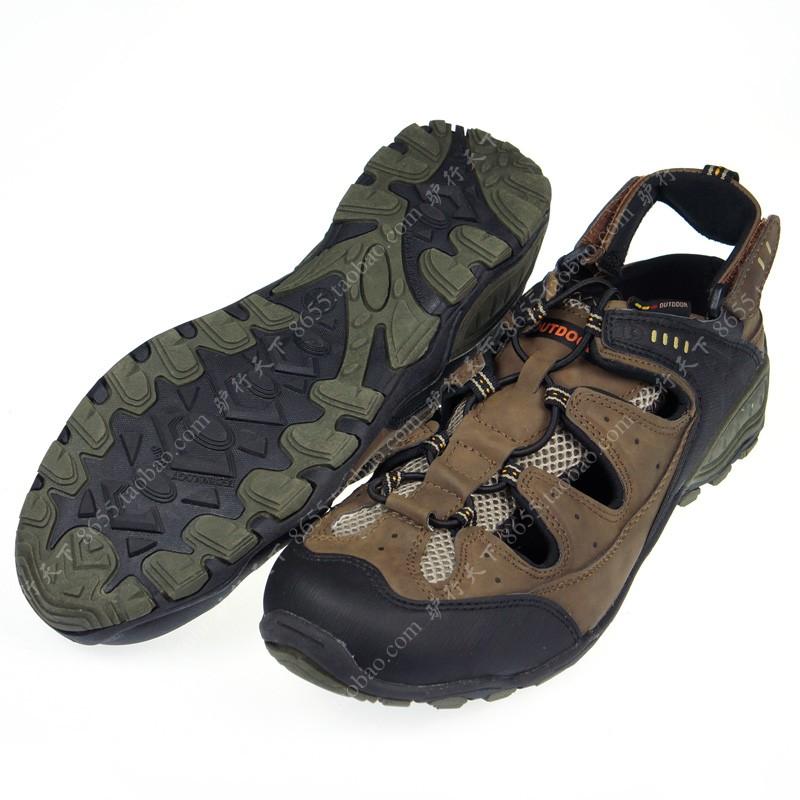 Кроссовки облегчённые Код перерыв, один хвост Обувь больших размеров мужчин вверх по течению Shuo XI Полуботинки обувь сандалии Обувь Брукс рыбалки обувь мужская обувь торговых 45 метров