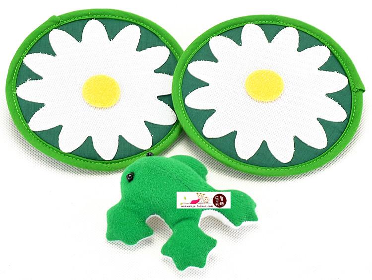 Игрушки для активного отдыха Немецкая марка традиционные деревянные игрушки ГОКи после бросания ребенок лягушки детей образовательных весело интерактивные игрушки
